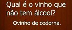 #Vinho & #Humor...#Tinho... #zoando...