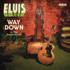 Way Down In The Jungle Room - Elvis Presley, CD