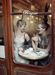 Bonjour, Jean and Judith!