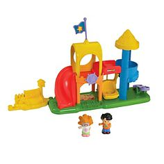 Fisher Price Little People Conjunto Juego Granja Y8195