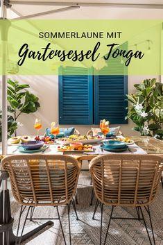 Gartensessel Tonga - #balkonideensitzen #Gartensessel #Tonga House Design, Feng Shui, New Kitchen Doors, Making Easter Eggs, Tonga, Home Modern, House Map, Outdoor Furniture Sets, Blue Nails