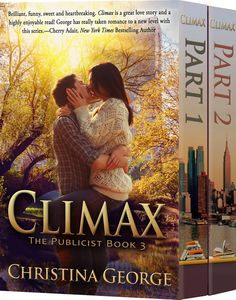 Cover Reveal: CLIMAX (THE PUBLICIST BOOK #3) | Refreshingly Riki