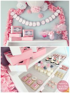 Birthday girl party-Could be baby shower party
