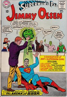 Superman's Pal Jimmy Olsen 1954 87 September 1965 by ViewObscura, $8.00