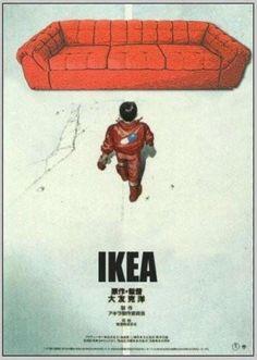 #Ikea vs Akira