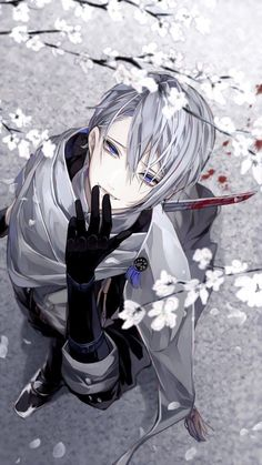 Online store anime merchandise: clothes, figurines, manga and much more. Come and choose for yourself something good and cool ! Anime Oc, Dark Anime, Anime Demon, Anime Chibi, Manga Anime, Otaku Anime, Cool Anime Guys, Handsome Anime Guys, Hot Anime Boy
