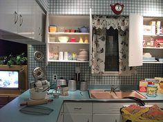 retro kitchen :]