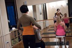 Alakformáló gerinctornán edzettem, a szempillám pedig Tarzan-táncot járt