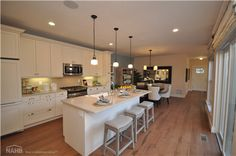 Portico at Greengate Received a 2014 Best in American Living Silver Award for Detached Home over 4001 sq ft.