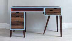Massivholzmöbel Little Mountain-Whale Schreibtisch modern Design