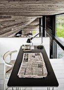 Проект №1 Interior Walls, Minimalist Home, Conference Room, Table, House, Furniture, Home Decor, Summer, Minimalist House