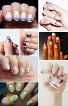 Nail inspiration for any and every occasion. #nailart
