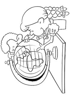 The Spot the Places Coloring Page Cute Baby Clothes, Cute Babies, Coloring Pages, Earth, Education, Reading, Crafts, Recycling, Places