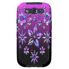 Flowery Galaxy S3 Case