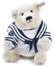 Steiff Mohair Polar The Titanic Bear 682087 | eBay