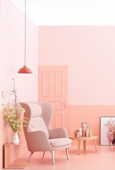 #peach #living