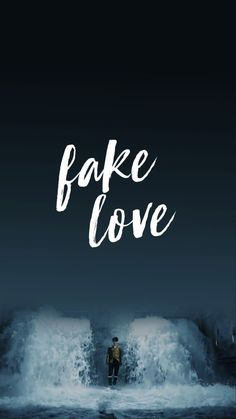 BTS FAKE LOVE WALLPAPER ~