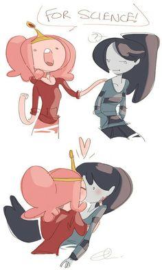 For science - Bubblegum Marceline