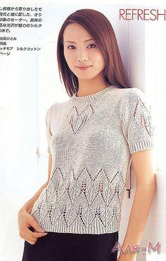 针织短袖 - 蕾妮 - 蕾雨轩
