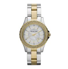 Product: Michael Kors® Two Tone Madison Watch