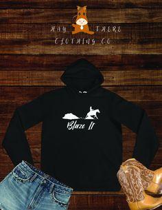 Horse Heartbeat Hoodie Animal Lover,Horseshoe,Riding hoody kids /& Adult  top