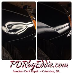 #TransformationTuesday #BeforAndAfter ~ Paintless Dent Repair ~ All repairs done at a location convenient for you. Serving the Columbus, Georgia area since 1997. ~ PDRbyEddie.com ~ 706.888.8625 ~ #PDRbyEddie  #PDR #PaintlessDentRepair #PaintlessDentRemoval #DentRepair #BeforeAfter #Mobile #OnSite #ColumbusGA #ColumbusGeorgia #PhenixCity #FtBenning #AuburnAL #MontgomeryAL
