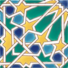 SPAIN / MUDÉJAR Style - Mudéjar style: a symbiosis of techniques and ways of understanding architecture resulting from Muslim and Christian cultures. Triangles, Motif Arabesque, Cnc Plasma, 12th Century, Christianity, Muslim, Tiles, Spain, Culture