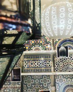 Moroccan art and design..