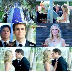 "#TVD 8x15 ""We're Planning a June Wedding"""