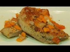 Recetas de cocina con sabor tradicional: Receta de secreto Ibérico con salsa al horno