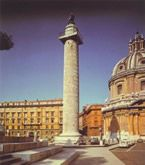 Roman Imperial - Trajan's column. Studied this in college