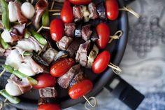 Skewers for raclette