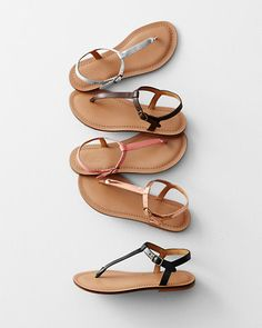 Our strappy leather sandals are handmade just for us in Italy of the softest of leathers. In a free range of neutrals and soft metallics, the elegant lines of these simple sandals dress down or way up. Sand or soirée — they can take you either way. Simple Sandals, White Sandals, T Strap Sandals, Dress Sandals, Gladiator Sandals, Cute Shoes Flats, Beautiful Sandals, Pretty Sandals, Leather Sandals Flat