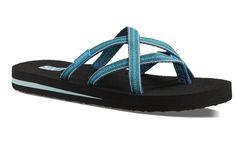 6c762b89078d Teva Olowahu Pintado Blue - Womens