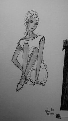front.page #drawing #fashion #fashiondesign