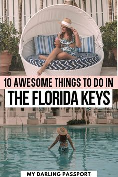Florida Travel Guide, Usa Travel Guide, Travel Usa, Travel Tips, West Florida, Florida Keys, Beautiful Places To Visit, Cool Places To Visit, Travel Ideas