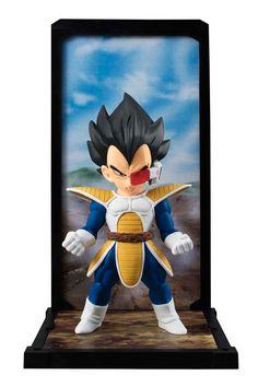 Dragon Ball Z Tamashii Buddies Vegeta PVC Figure