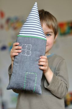 house pillow. Nice and simple.