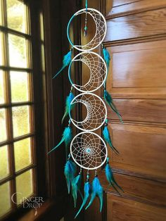 BOHO spiritual Dream Catcher Moon phase