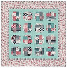 Scrap-Basket Strips & Squares: Quilting With 2 1/2 Inch, 5 Inch, and 10 Inch Treasures (That Patchwork Place)