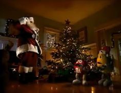 Walk down holiday memory lane with these favorite Christmas commercials.
