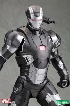 Iron Man 3 War Machine ARTFX Statue. #IronMan $114.99