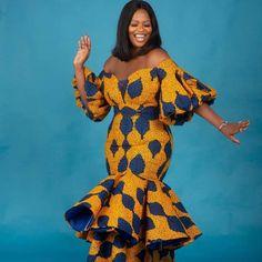 African print fashion dresses - Double Peplum African Dress, Off Shoulder Dress African Print Dresses African Clothing Styles – African print fashion dresses African Party Dresses, African Dresses For Women, African Print Dresses, African Attire, African Prints, African Fashion Ankara, Latest African Fashion Dresses, African Print Fashion, Africa Fashion
