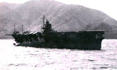 Imperial Japanese Navy aircraft carrier Soryu. Was at attack at Pearl Harbor.