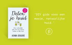 Recensie: Adina Grigore – Detox je huid
