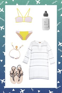 Sydney, Australia  It's summer in Australia, and a bathing suit should top your list. Don't forget your beach cover-up, sandals, and sunscreen!