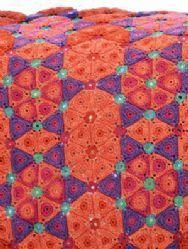 The Natural Dye Studio: Florence Crochet Blanket/Afghan (PDF Crochet Pattern: £2.99)