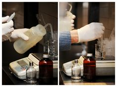 Le Labo: My newest obsession! Here's how they make my Rose31 perfume in store