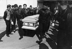 Danny Lyon (American, b. 1942) Renegade's Funeral, Detroit, 1967