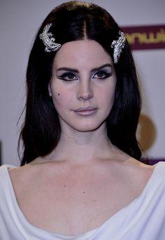 Lana del Rey | 60's makeup